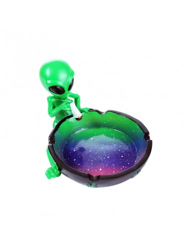 High Alien Ashtray
