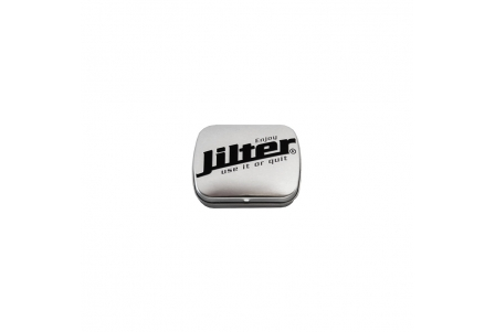 JILTER Silver Metal Box