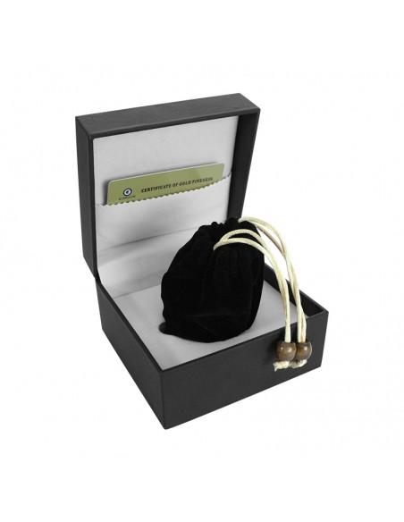 Real 24K Luxury Gold 4 Part Grinder 55mm