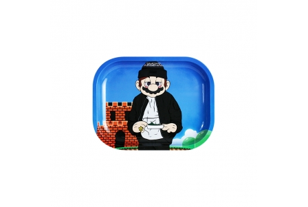 Metal Rolling Tray - W Castle - Small