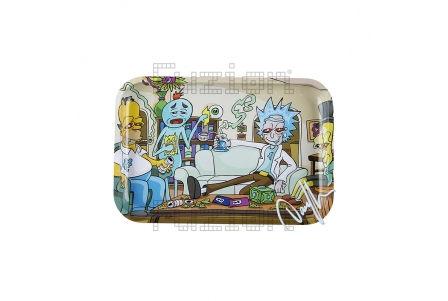 Dunkees Rolling Tray - Impossible Task - 30x20cm