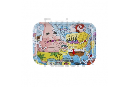 Dunkees Rolling Tray - Wax Dreams - 30x20cm