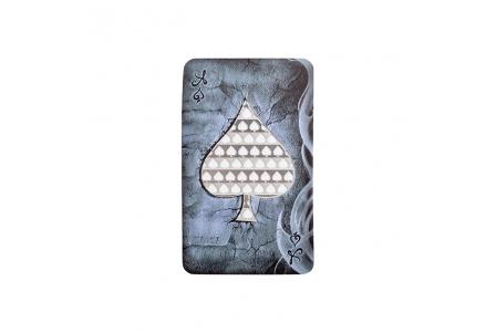 Multi-Colour Grinder Card - Royal Highness Ace