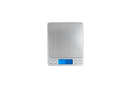 Fuzion PT Series 500g - 0.01g - Silver