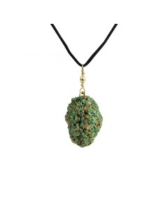 Buddies 420 Bling Necklace - Blue Dream