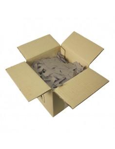 Brown Bulk Filter Tips - Box of 5kg