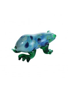 Frog Spoon Pipe 10cm