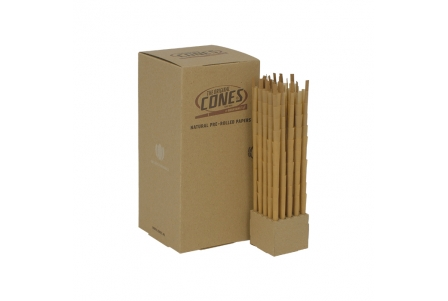 CONES BULK 20mm Filter - Brown, 109mm, 1000pcs