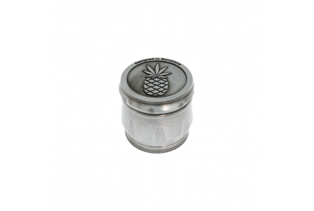 4 Part Embossed Grinder 43x40mm - Pineapple Express