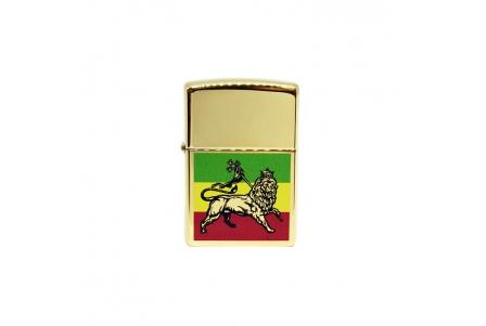 ZIPPO Lion Flag