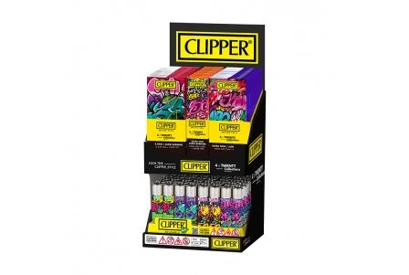 CLIPPER 4 Twenty Display - Graffiti Wall
