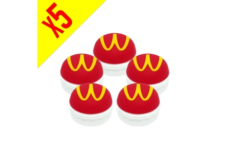 M Silicone Container - Pack of 5