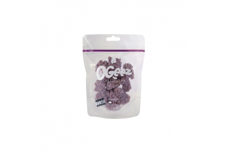 OGeez Krunch - Purple Pot - Sachet 50g