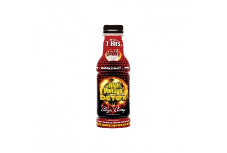 High Voltage Blazin' Cherry 16oz