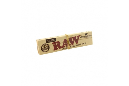 Raw Connoisseur KS SLIM + Tips - 24 Booklets