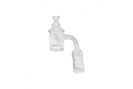 Swirl Quartz Banger Set - Female 14mm