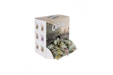 OGeez Krunch Dealer Box - 120 Sachets x 7g