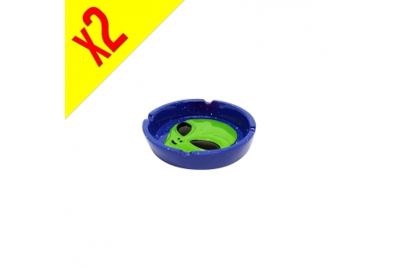Alien UFO Ashtray - Box of 2