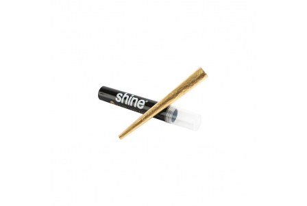 Shine 24K Gold Pre-Rolled Cone - KS - 1 pc
