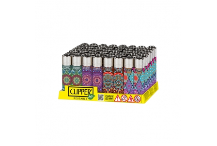 CLIPPER Classic Mandala 3 - Display of 48