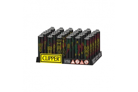 CLIPPER Micro Covers Wild Jamaica - Display of 30