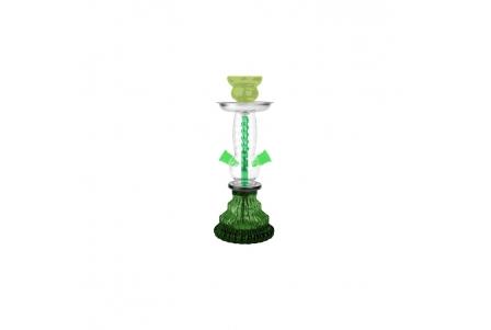 Fukita Clear Neck 28cm - Green