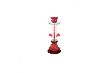 Fukita Clear Neck 28cm - Red