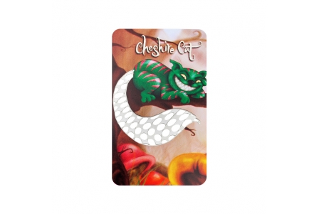 Multi-Colour Grinder Card - AiW - Cheshire Cat