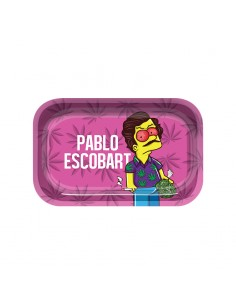 Metal Rolling Tray - Escobart - 28,8x18,8cm
