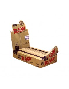 Raw Papers 1 1/4 - 24 Booklets