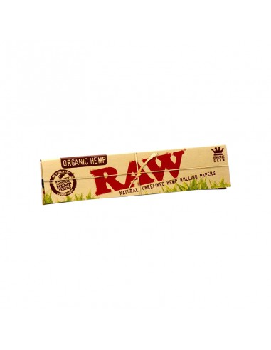 Raw Organic King Size - 50 Booklets