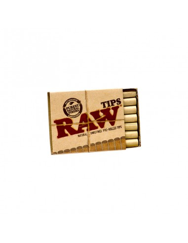 Raw Pre-Rolled Tips - Display of 20