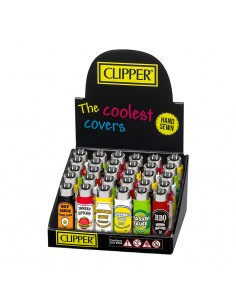 Funky Cover Clipper - Sauces - Display of 30