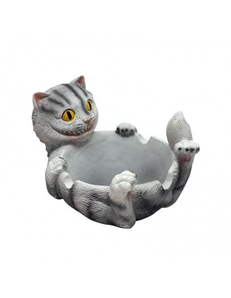 Happy Cat Ashtray