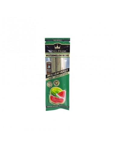 King Palm Slim - Watermelon Wave -...