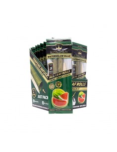 King Palm Slim - Watermelon - Display of 20 Pouches of 2pc