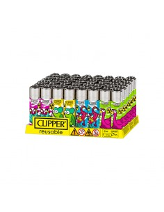Clipper Classic - Mutant Animals - Bandeja de 48