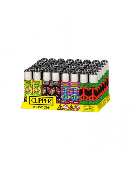 Clipper Micro - Peace Forever 2 - Display of 48