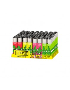 Clipper Micro - Leaf People - Bandeja de 48