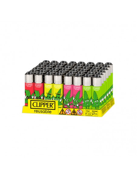 Clipper Micro - Leaf People - Display of 48