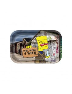 Metal Rolling Tray - WW4W -...