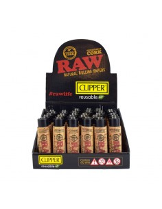 Clipper Cork Cover - RAW -...