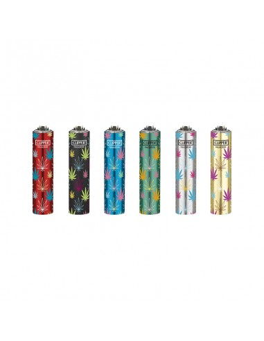 Clipper Micro Metal Cover - Leaves 2...