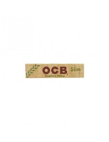 OCB Organic KS Slim - 50 Booklets