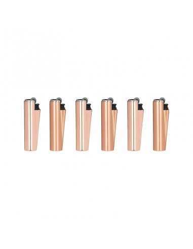 Clipper Micro Metal Cover - Rose Gold...