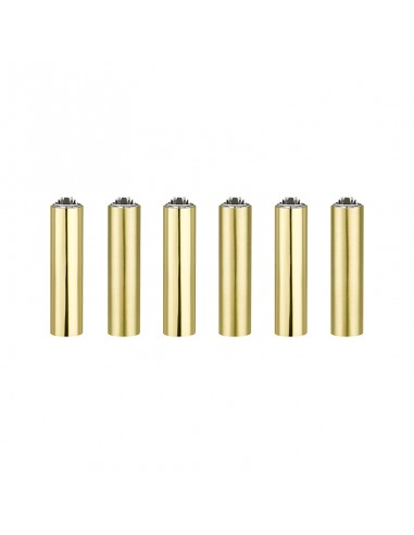Clipper Micro Metal Cover - Gold -...